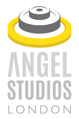 Angel Studios Logo (transparent negative