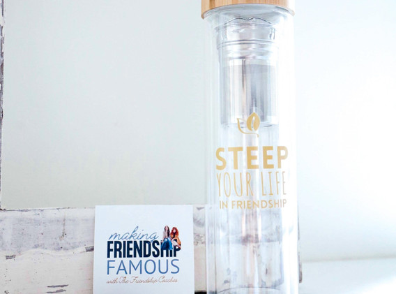 Steep Your Life in Friendship Gift Set