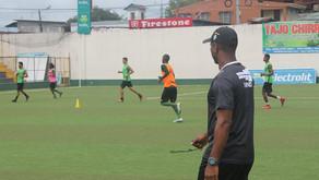 Presidente de Limón FC asegura que el cuerpo técnico no fue separado del equipo.