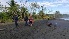 Se cumplen tres días de búsqueda de guía desaparecido en Manzanillo.