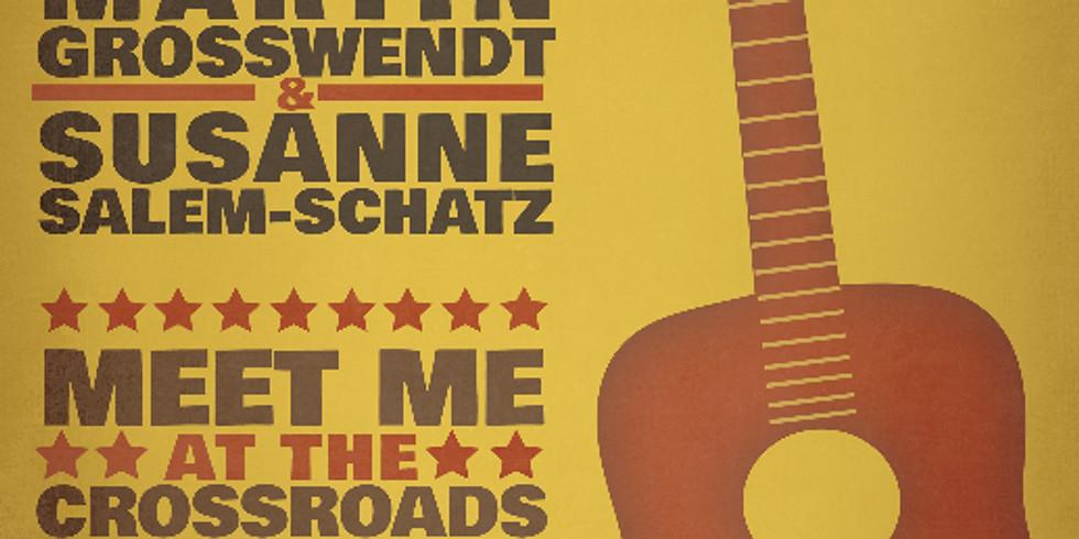 Shari Kane & Dave Steele / Martin Grosswendt & Susanne Salem-Schatz (roots/blues duos)