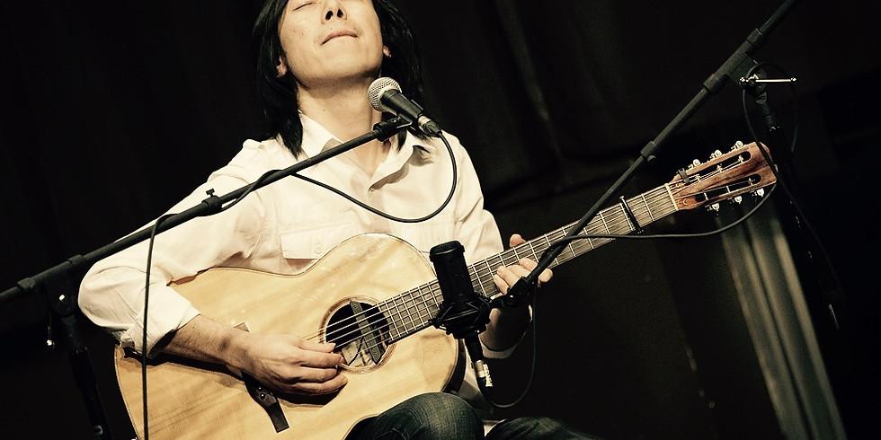 Hiroya Tsukamoto: Cinematic Guitar Poetry