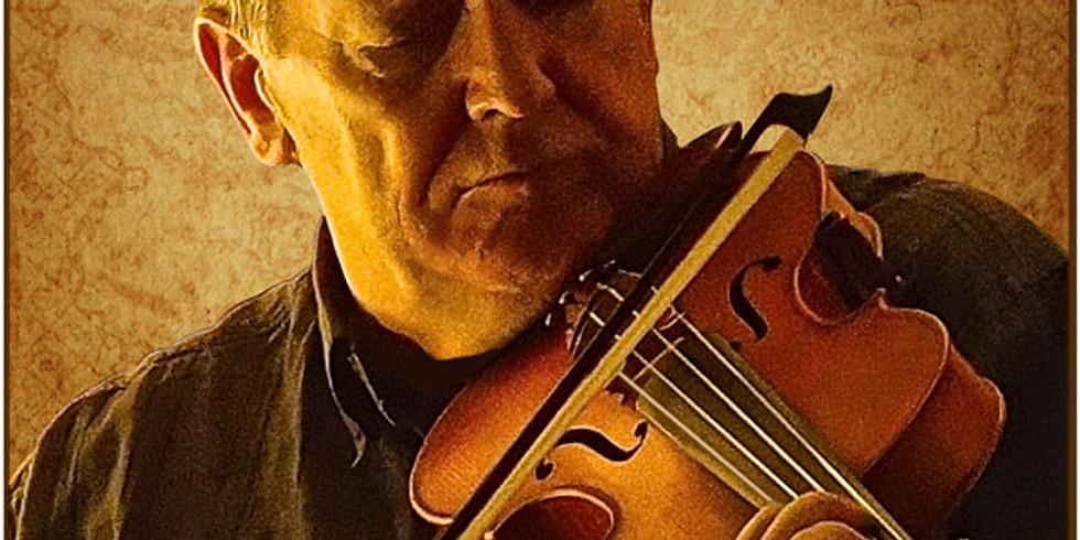 Irish Fiddle Legend Kevin Burke