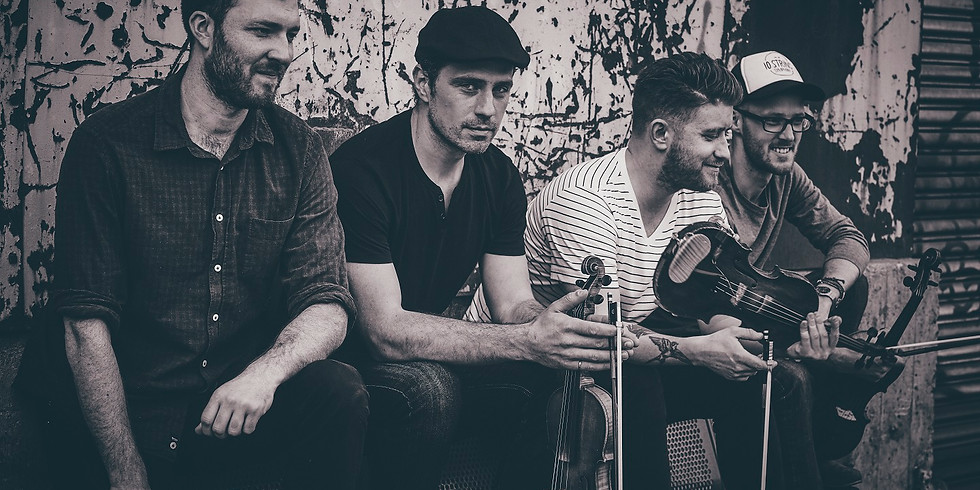 The Fretless at The Robin: The Ten Pound Fiddle Concert Series