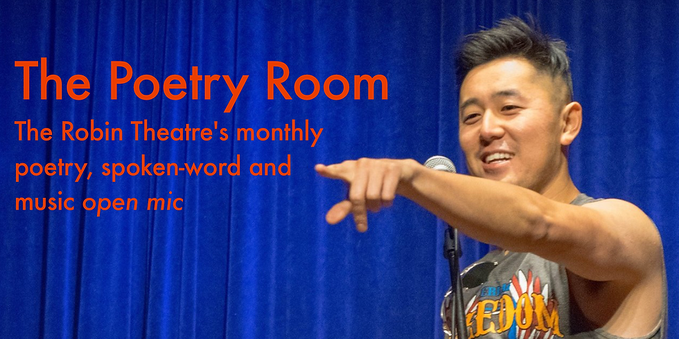 The Poetry Room Open Mic: The Classics