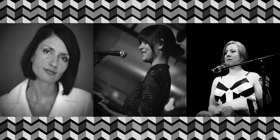 CANCELED* Write Our Feelings Tour: Allison Spooner, Grace Carras, Isabella J Mansfield