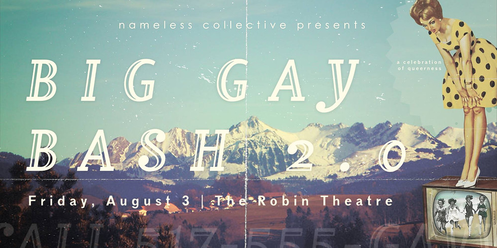 Big Gay Bash 2.0
