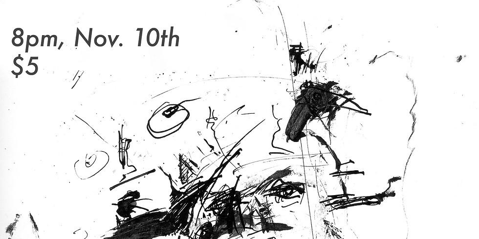 Hardigrade / Casey Jones / Noiseghost (experimental/local)