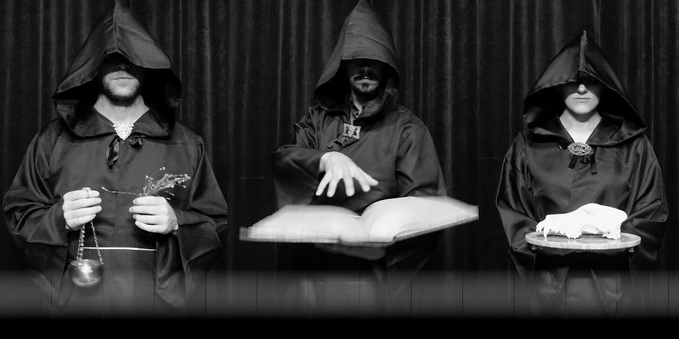 Super Secret Cult Band: Apocalyptic Pop Vignettes (7pm)