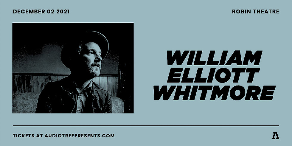 William Elliot Whitmore at The Robin
