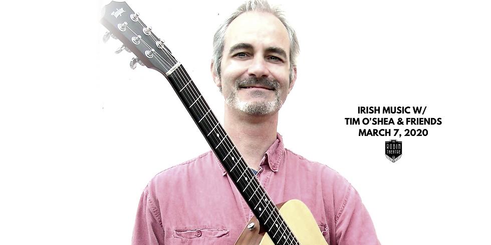 Irish Music with Tim O'Shea and Friends