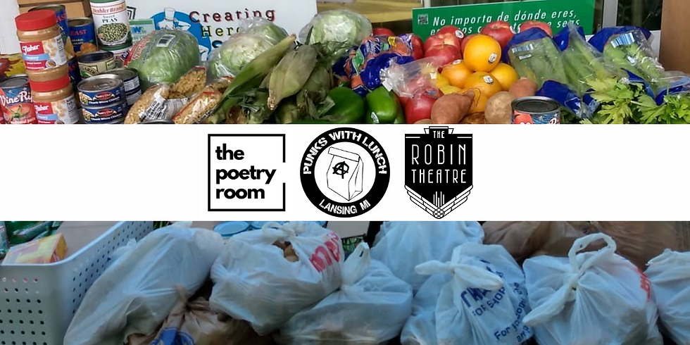 """The Poetry Room X Punks with Lunch Lansing: """"You've Come a Long Way"""""""