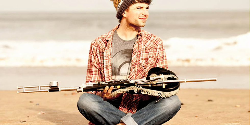 Jarlath Henderson at The Robin: The Ten Pound Fiddle Concert Series