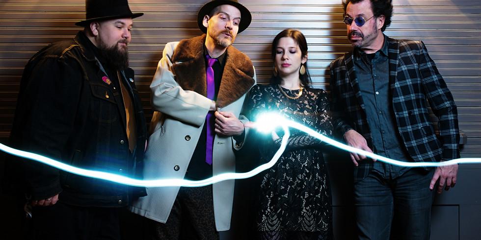 The Claudettes (vaudevillian blues / Jazz-punk)