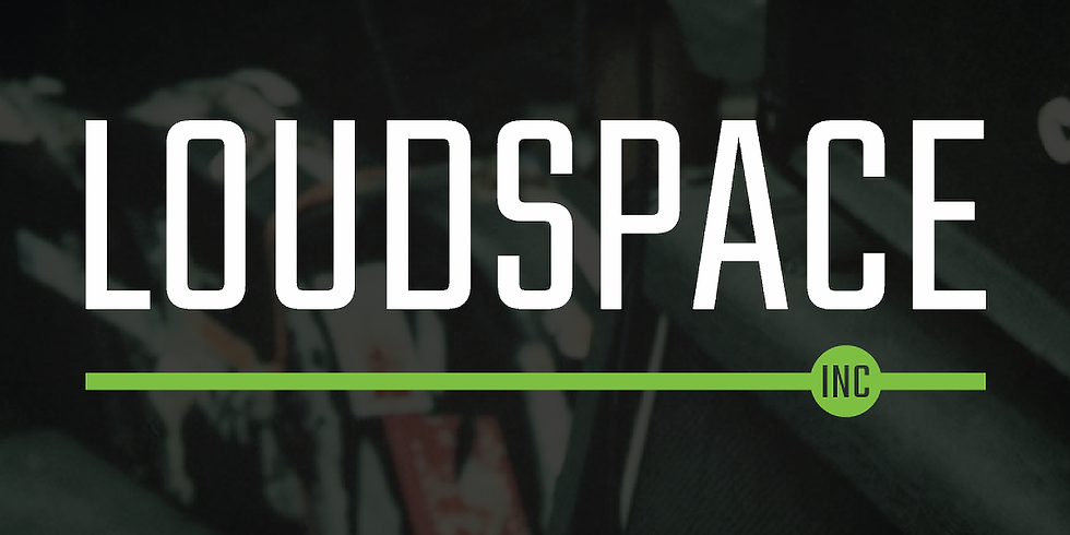 Loudspace Songwriter Showcase (August)