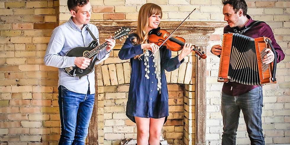 POSTPONED* One for the Foxes (Celtic | Irish | Americana)