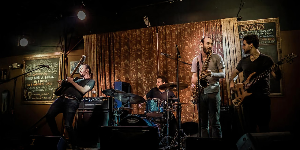 Marbin (progressive Jazz/Rock) at The Robin