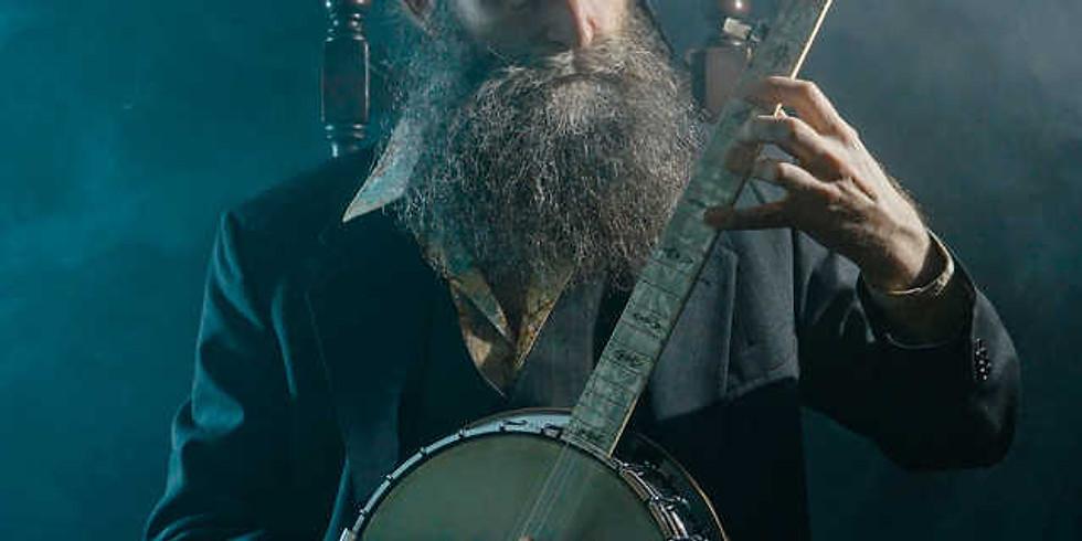 Aaron Jonah Lewis: Mozart of the Banjo Album Release (makeup date)