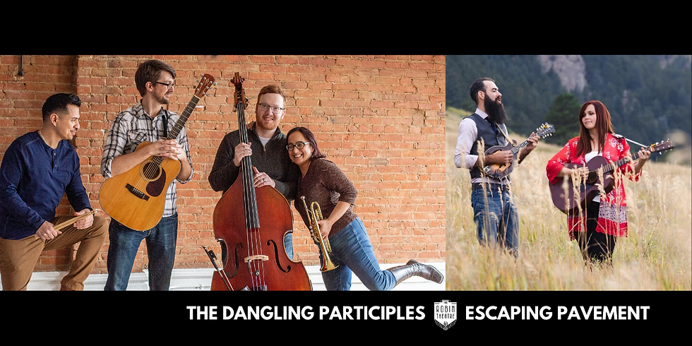 POSTPONED* The Dangling Particples | Escaping Pavement