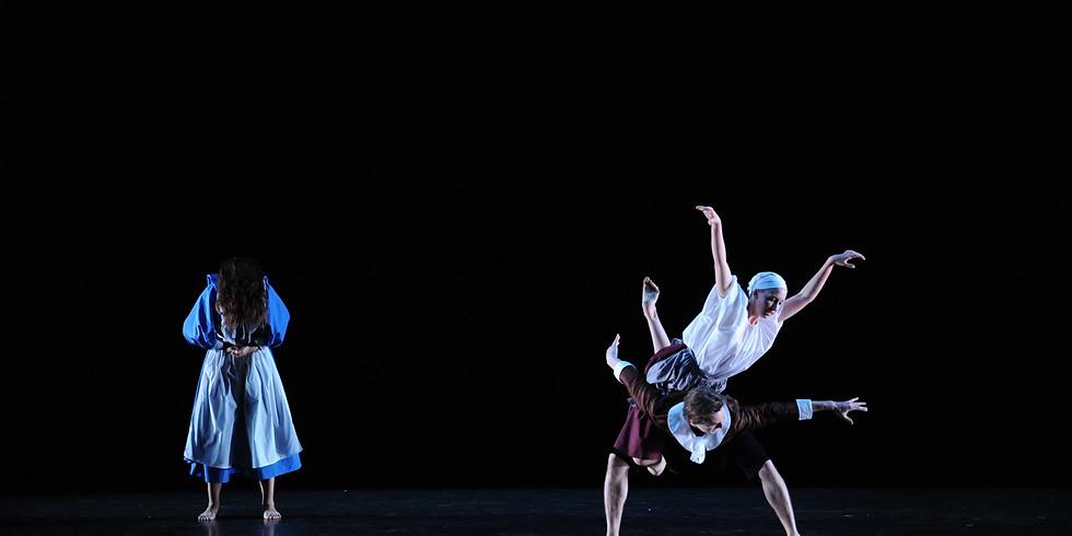 Power Moves   Storytelling Through Choreography