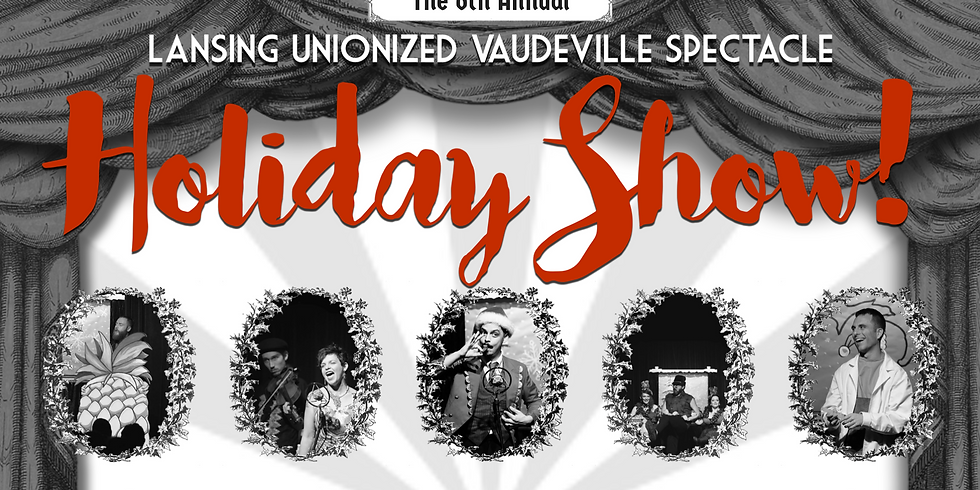 The LUVS 6th Annual Holiday Show (MULTIPLE SHOWTIMES)