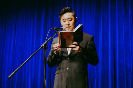 Masaki Takahashi (The Poetry Room)