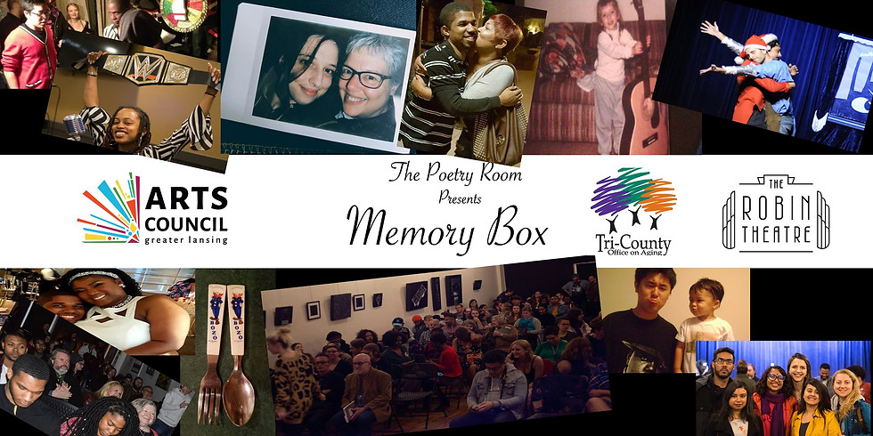 The Poetry Room / TCOA: Memory Box