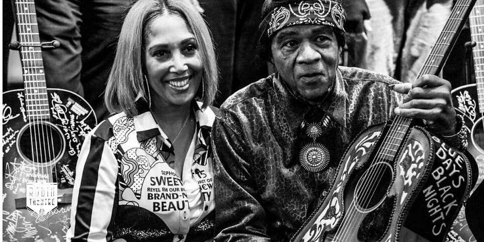 Carla Cooke & Billy Davis: The Ultimate Sam Cooke Experience