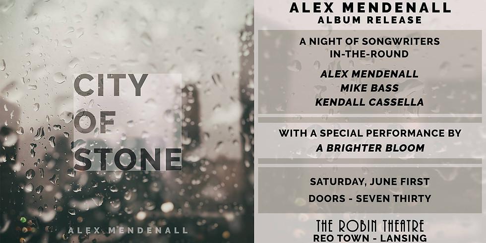 City of Stone Album Release