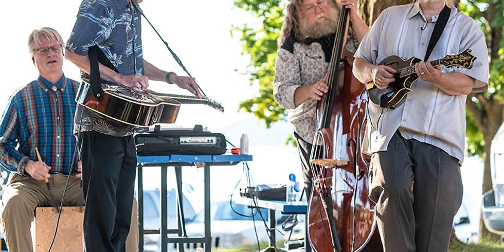Don Julin Quartet at The Robin: The Ten Pound Fiddle Concert Series