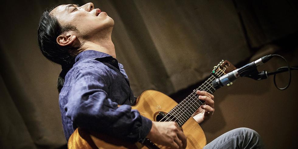 Hiroya Tsukamoto (acclaimed guitarist, singer and storyteller) at The Robin