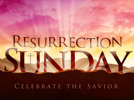 #HAPPY RESURRECTION #DAY, WORLD!!