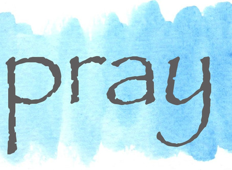 #Pray Without #Ceasing