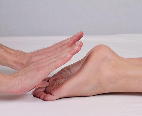 Reiki healing treatment , alternative  m
