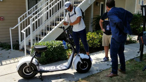 Dak Prescott's brand-new ride Phat Scooters are taking over Cowboys training camp