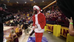 Archie Bradley used his beard to become Santa Claus for ASU basketball's 'curtain of distrac