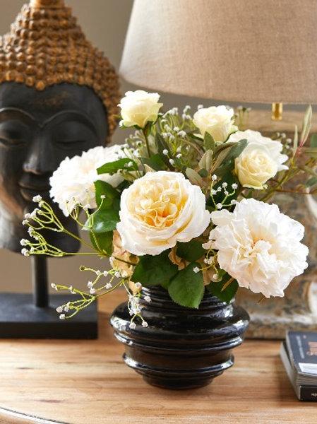 Klassiek rozen boeket