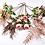 Thumbnail: Pioenen en palmblad boeket
