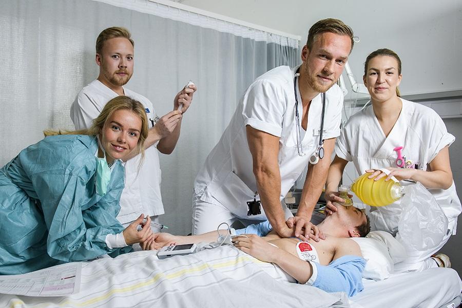 UiT sykepleier