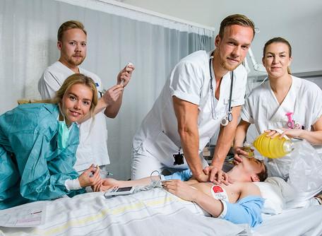 Nytt Opptak Desentralisert Deltids Bachelorutdanning I Sykepleie
