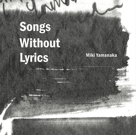 "CD ""Songs Without Lyrics"""