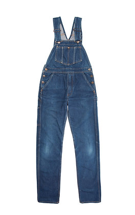 MID BLUE DUNGAREES