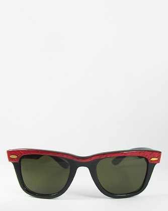 RAY-BAN CLASSIC WAYFARER - #RED BROW