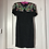 Thumbnail: JEWELLED VINTAGE SEQUIN DRESS