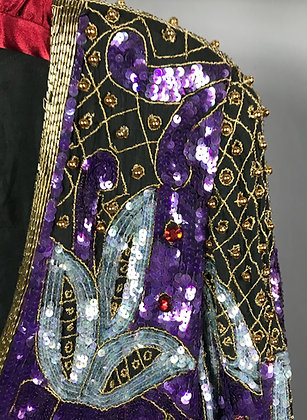 EPIC VINTAGE SEQUIN JACKET/TOP