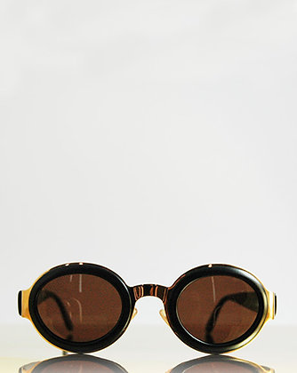 CLASSIC DIOR IN TURTLE BROWN