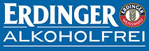 Logo Erdinger Alkoholfrei mit Bildmarke
