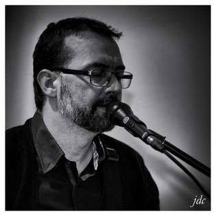Chris Thomson - portret