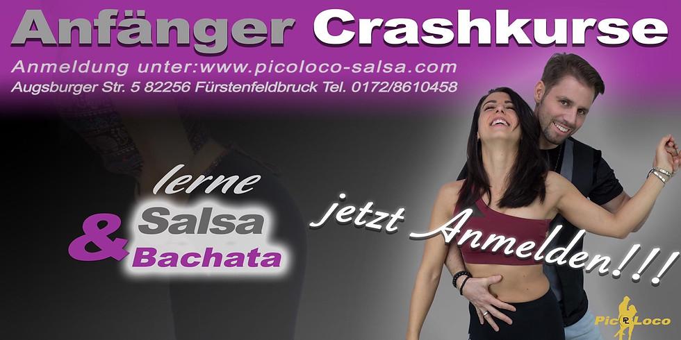 Anfänger Crash Kurs BACHATA Teil1