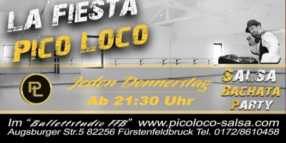 Fiesta PicoLoco Tanzparty